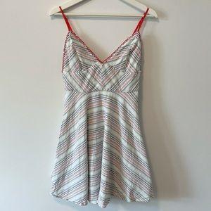 Anthropologie Paper Crane Summer Dress